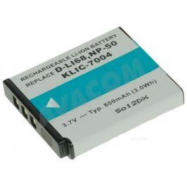 AVACOM Fujifilm NP-50  (Kodak KLIC-7004/Pentax D-LI68/X10)