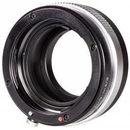 B.I.G. adaptér objektivu Nikon G na tělo MFT