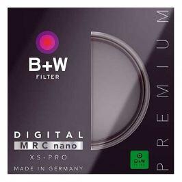 B+W filtr ochranný XS-Pro Digital MRC nano 55 mm