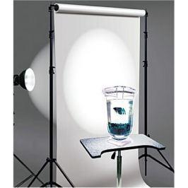 BD Trans-Lum - průhledná folie z bílé umělé hmoty 1,37 x 5,48 m