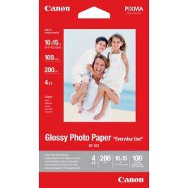 CANON inkjet 200g Glossy 10x15/100 GP-501