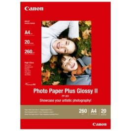 CANON inkjet 265g High Glossy A4/20 PP-201