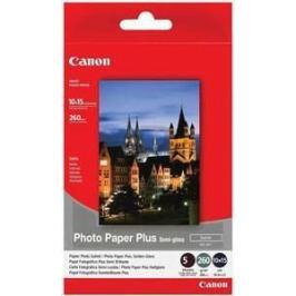 CANON inkjet 260g Satin 10x15/50 SG-201