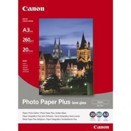 CANON inkjet 260g Satin A3/20 SG-201