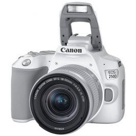 CANON EOS 250D bílý + 18-55 mm IS STM