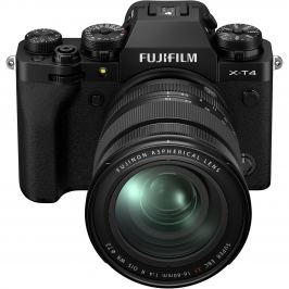 FUJIFILM X-T4 + 16-80 mm černý