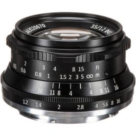 7ARTISANS 35 mm f/1,2 pro Canon EF-M