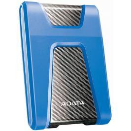 ADATA HD650 HDD externí disk 1TB USB 3.1 modrý
