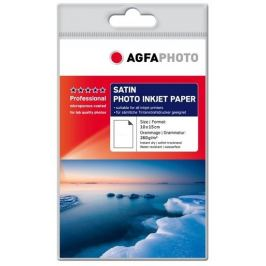 AGFA inkjet 260g Satin Professional 10x15/100