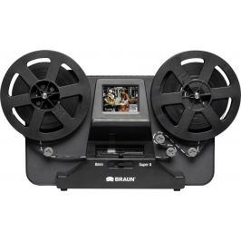 BRAUN Novoscan Super 8 - Normal 8 Scan - filmový skener
