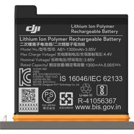 DJI OSMO Action - LiPo akumulátor 1300mAh