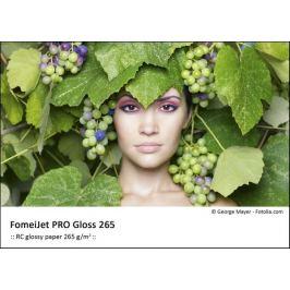 FOMEI Inkjet A4/5 FomeiJet PRO Gloss 265, testovací balení