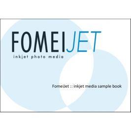 FOMEI vzorník Inkjet A6 FomeiJet