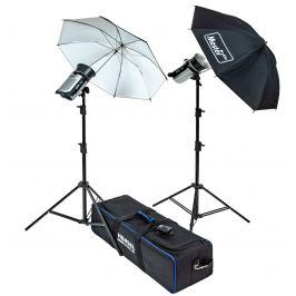 HENSEL CERTO 400 Basic Kit sada zábleskových světel