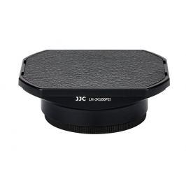 JJC sluneční clona LH-JX100FII černá pro Fujifilm X70, X100/100S/100T/100F