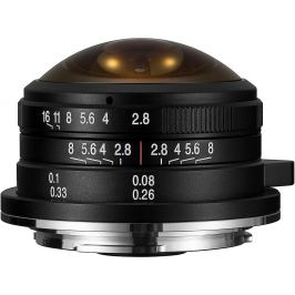 LAOWA 4 mm f/2,8 Circular Fisheye pro Sony E (APS-C)