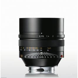 LEICA M 50 mm f/0,95 Asph. Noctilux-M černý elox