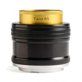 LENSBABY Twist 60 pro Canon EF