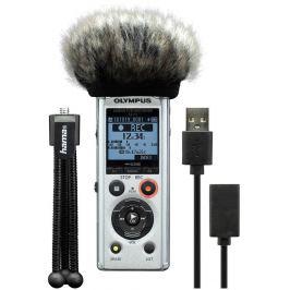 OLYMPUS diktafon LS-P1 Podcaster Kit