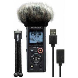 OLYMPUS diktafon LS-P4 Podcaster Kit