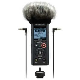 OLYMPUS diktafon LS-P4 Videographer Kit