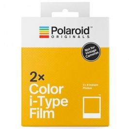 Polaroid original color film I-Type 2-Pack