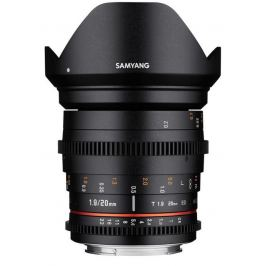 SAMYANG 20 mm T1,9 ED AS UMC pro Sony E