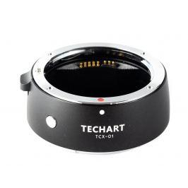 TECHART TCX-01 adaptér objektivu Canon EF na tělo Hasselblad X