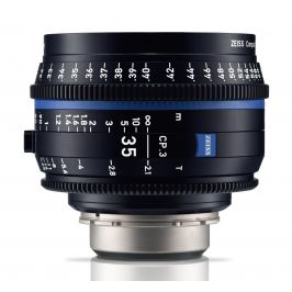 ZEISS CP.3 35 mm T2,1 Distagon T* F-mount