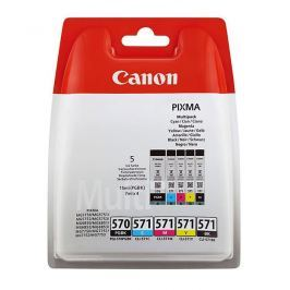 CANON Náplň CLI-571 C/M/Y/BK Multi pack