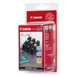 CANON Náplň CLI-526C/M/Y pack 3ks
