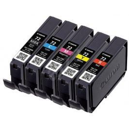 CANON Náplň PGI-72MBK/C/M/Y/R multipack 5ks