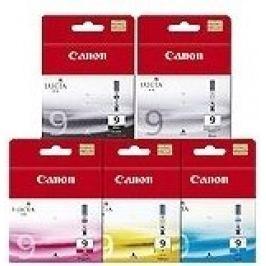 CANON Náplň PGI-9PBK/C/M/Y/GY multipack 5ks