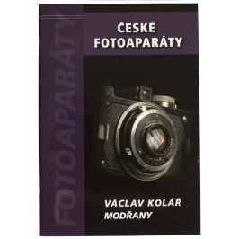 České fotoaparáty - VÁCLAV KOLÁŘ MODŘANY česká verze