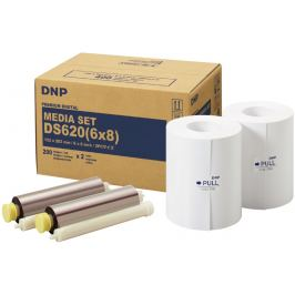 DNP Premium Digital 230 15x20 (10x15) cm, 400 (800) ks, DS620
