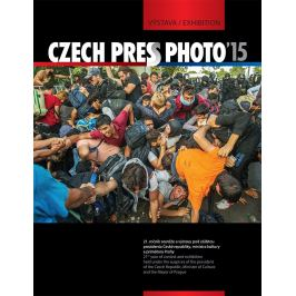 CZECH PRESS PHOTO 2015 katalog