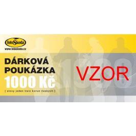 Dárková poukázka 1000 Kč Poukazy