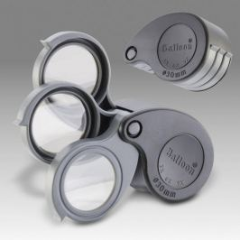 DIOPTRA MP30 - 5x,10x,15x lupa