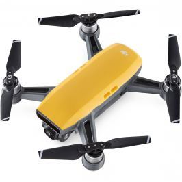 DJI SPARK Fly More Combo - Sunrise Yellow version