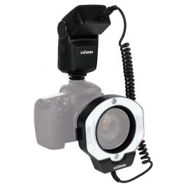 DORR makroblesk DMF-15 TTL pro Olympus/Panasonic/Leica