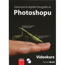DVD UPRAVUJEME DIGITÁLNÍ FOTOGRAFIE VE PHOTOSHOPU