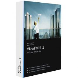 DxO Viewpoint 2.x EN verze