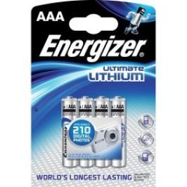 ENERGIZER AAA e2 LITHIUM / 4ks