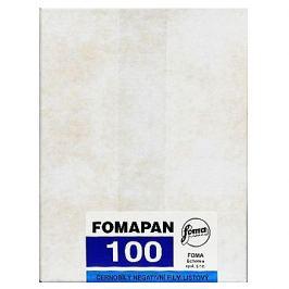 FOMAPAN 100 10,2x12,7 cm (4x5