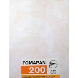 FOMAPAN 200 10,2x12,7 cm (4x5