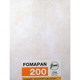 FOMAPAN 200 13x18 cm/50 ks