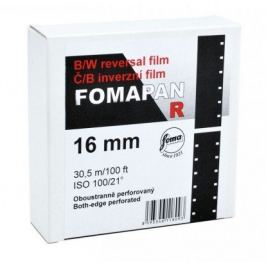 FOMAPAN R 100 16 mm/30,5 m 2x perforace