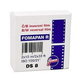 FOMAPAN R 100 DS 8 mm/10 m