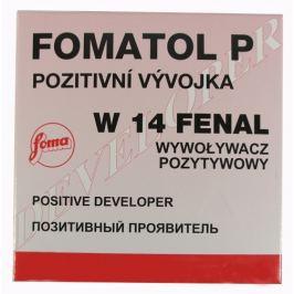 FOMATOL P (W14) pozitivní vývojka  2,5 l