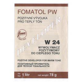FOMATOL PW pozitivní vývojka 1 l